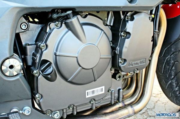 Benelli-BN600i-engine