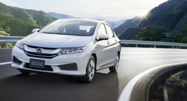 Honda City based Grace Hybrid (1)