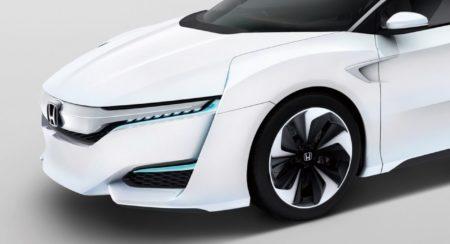 Honda FC Concept LA Motor Show
