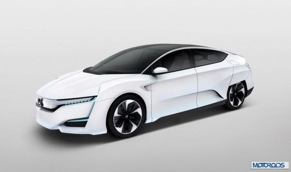Honda FC Concept LA Motor Show (3)