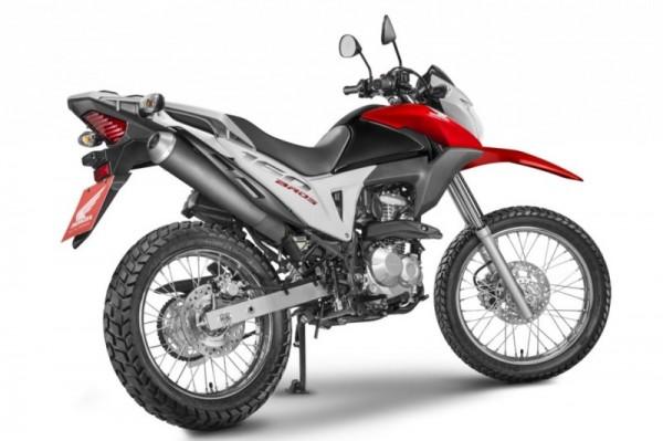 Honda NXR 160 Bros (2)