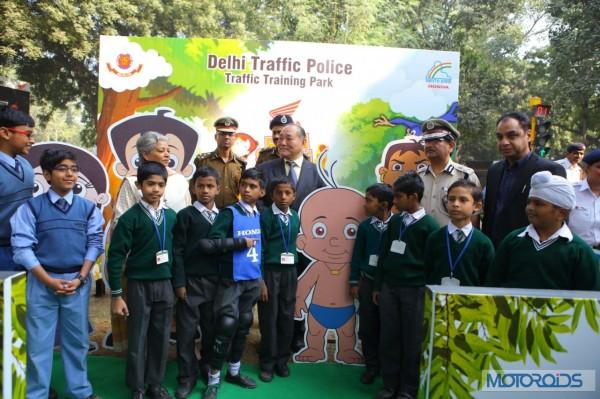 Honda-Traffic-Park-Delhi (2)