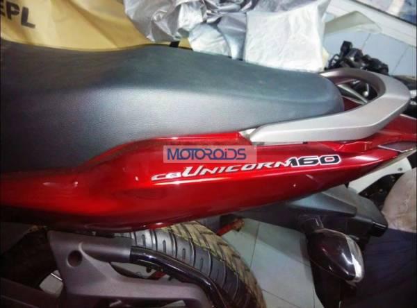Honda-Unicorn-160-Spied-In-Noida (1)