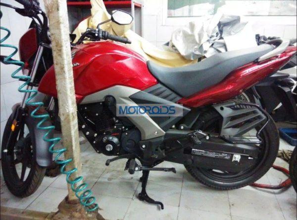 Honda-Unicorn-160-Spied-In-Noida (2)