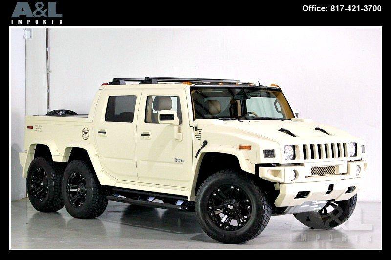 Hummer 6x6 13 Motoroids Com