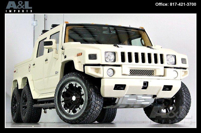 Hummer 6x6 14 Motoroids Com