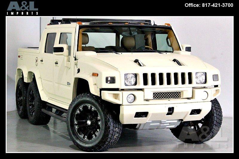 Hummer 6x6 21 Motoroids Com