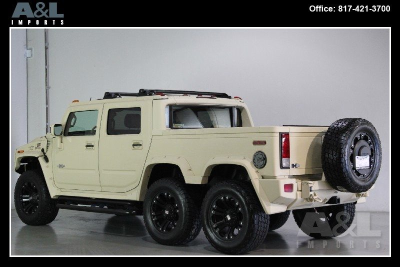 Hummer 6x6 25 Motoroids Com