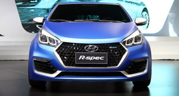 Hyundai-HB20-R-Spec-design study