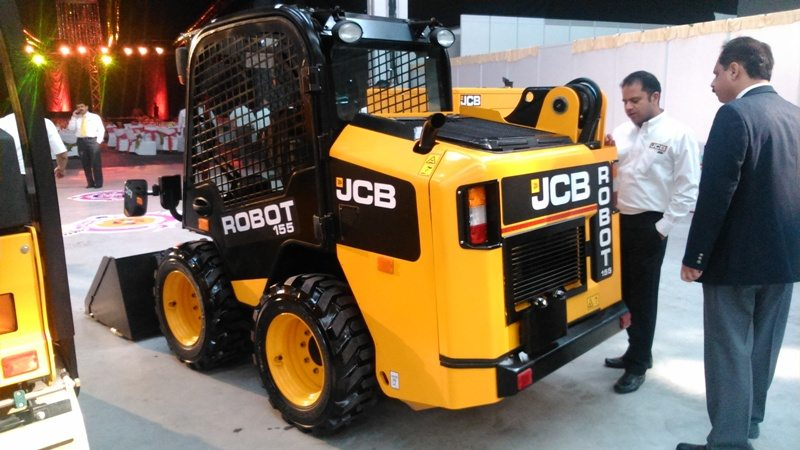 Jcb India Inaugurates Two New Factories In Jaipur Motoroids