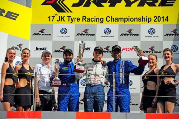 JK Tyre Volkswagen Polo R Cup 2014-Round 3 (1)