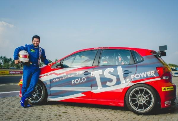 JK Tyre Volkswagen Polo R Cup 2014-Round 3 (2)