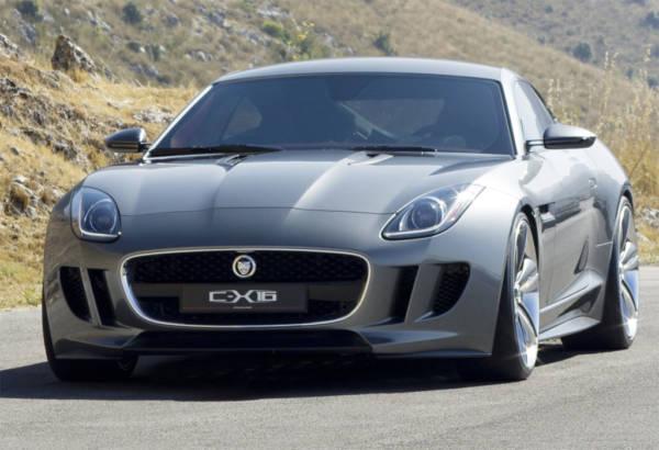 Jaguar-C-X16-concept