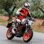 SPIED: KTM Duke series to get a makeover for 2016