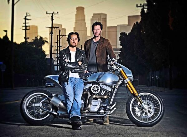 Keanu Reeves Arch KRGT-1
