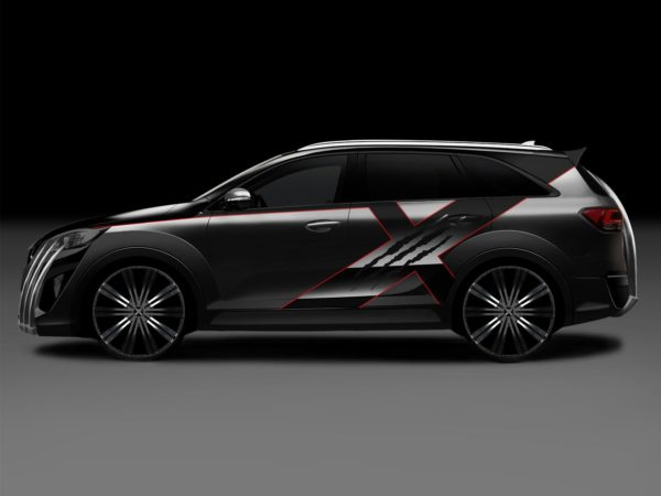 Kia Sorento X-Men edition (3)