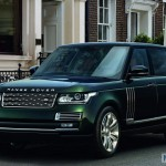 Land Rover SVO, in partnership with Holland & Holland creates an ultra luxurious SUV