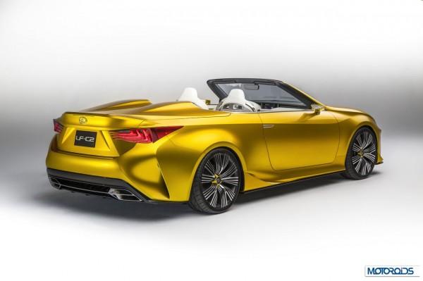 Lexus LF C2 concept 2014 Los Angeles Auto Show (13)