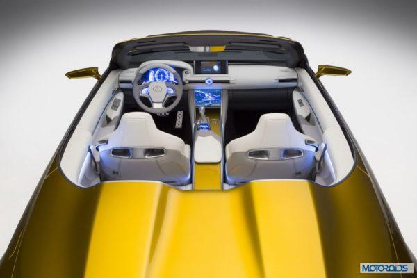 Lexus LF C2 concept 2014 Los Angeles Auto Show (21)