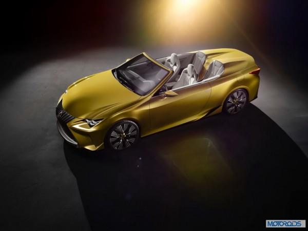 Lexus LF C2 concept 2014 Los Angeles Auto Show (7)