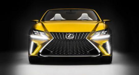 Lexus LF C2 concept 2014 Los Angeles Auto Show (8)