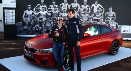 Marc Marquez BMW M4 (2)