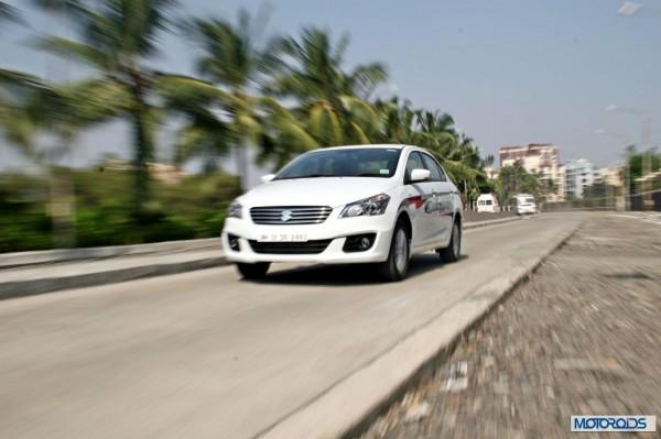 Maruti Suzuki Ciaz front (7)