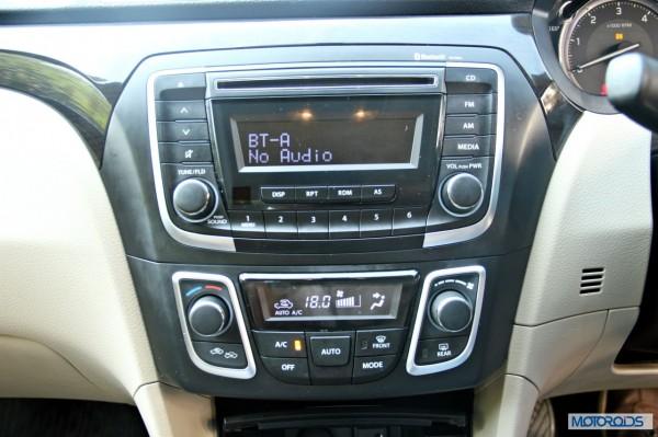 Maruti Suzuki Ciaz interior (27)