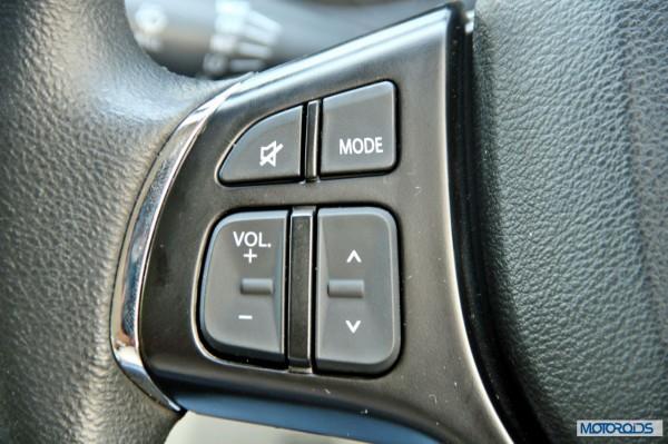Maruti Suzuki Ciaz interior (45)