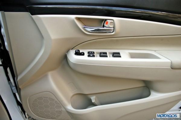Maruti Suzuki Ciaz interior (5)