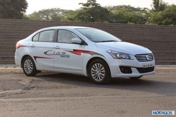 Maruti Suzuki Ciaz petrol (5)