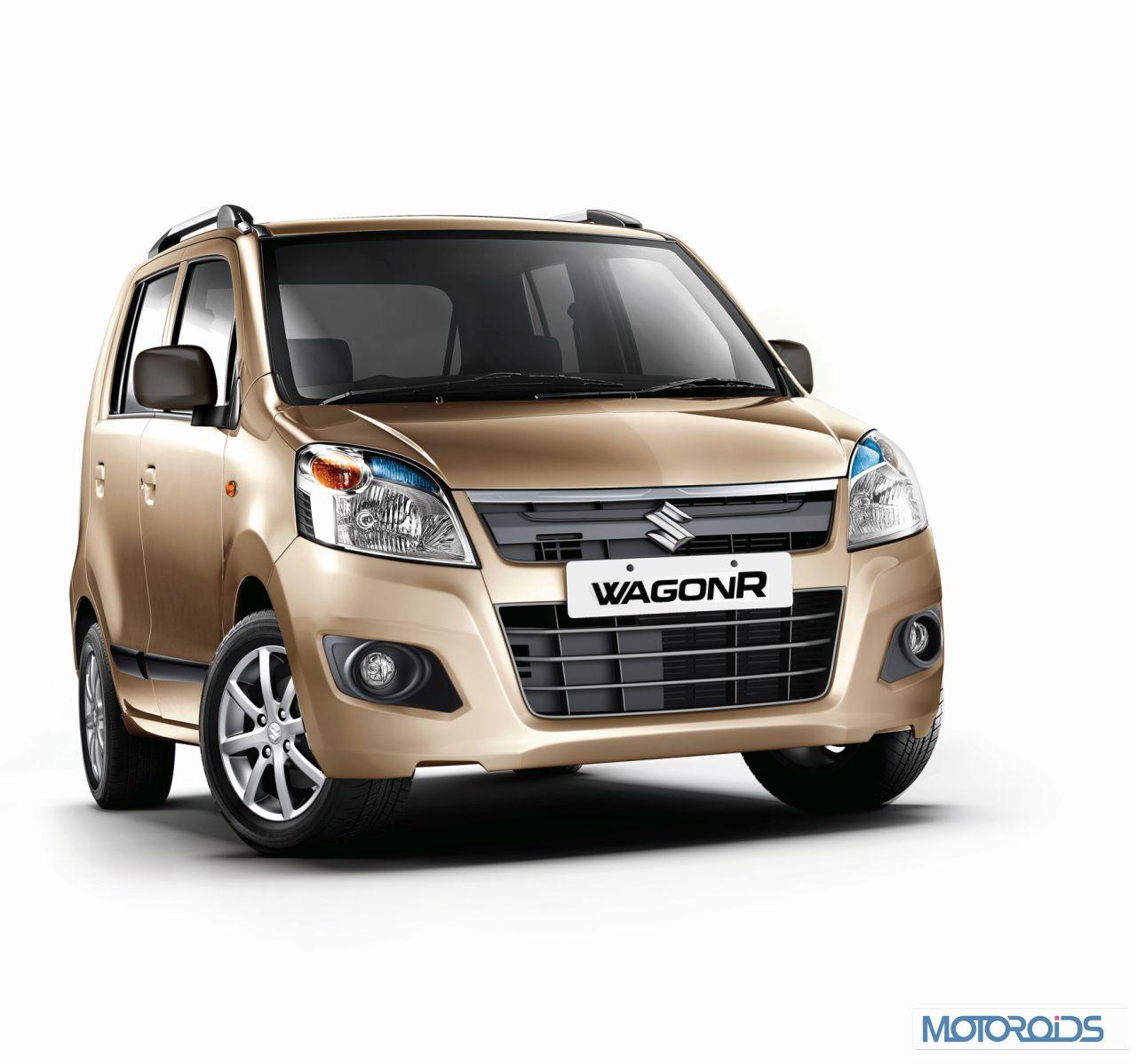 maruti suzuki wagon r zooms past 15 lakh sales mark. Black Bedroom Furniture Sets. Home Design Ideas