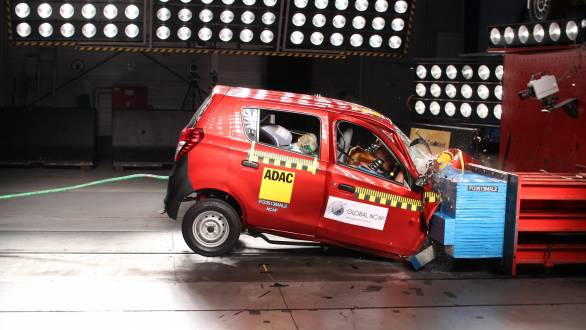 Maruti Swift Nissan Go Zero Star NCAP debacle (4)