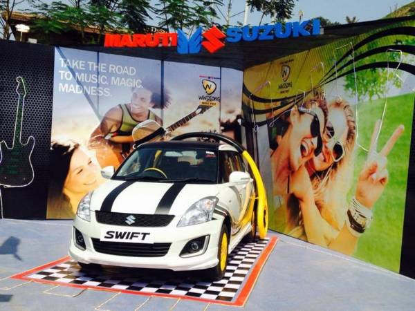 Maruti-Swift-facelift-Special-Edition-At-Windsong-Festival-2