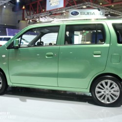 Maruti Compact MUV coming in 2016; could be based on the Wagon R