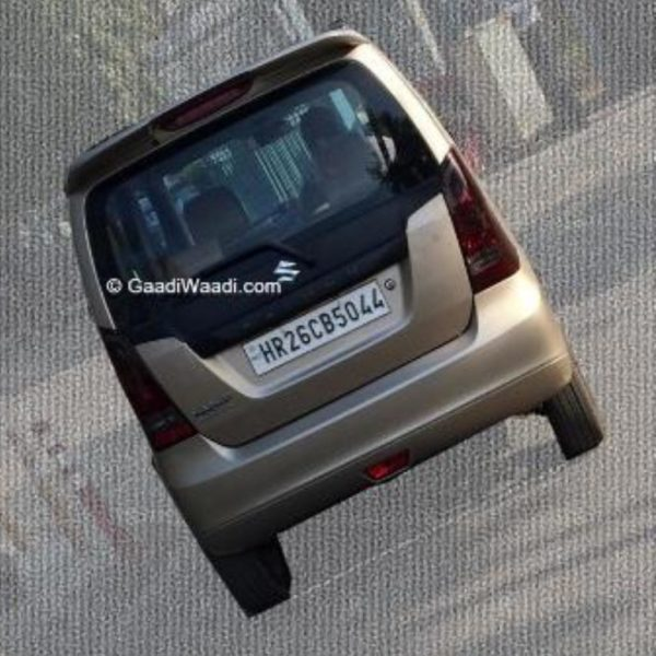 Maruti Wagon R XRest Edition (1)
