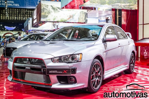 Mitsubishi to bid farewell to the Lancer Evo X with more powerful limited edition model next year