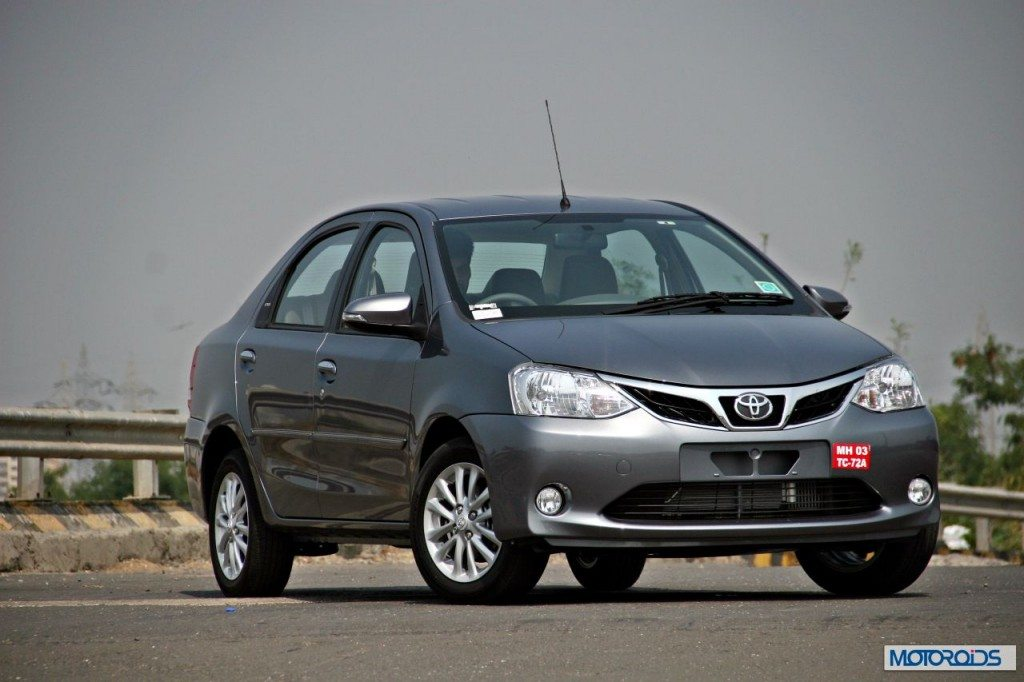 New 2014 Toyota Etios