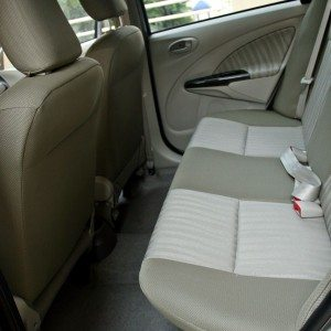 New 2014 Toyota Etios backseat (1)