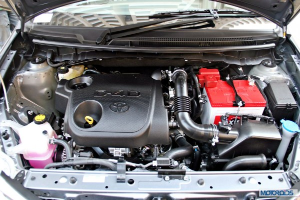 New 2014 Toyota Etios diesel engine