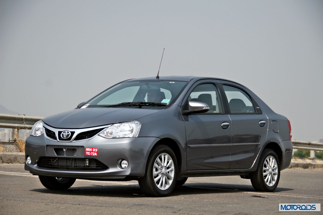 New 2014 Toyota Etios 1 4 Diesel Review Evolved Aptitude