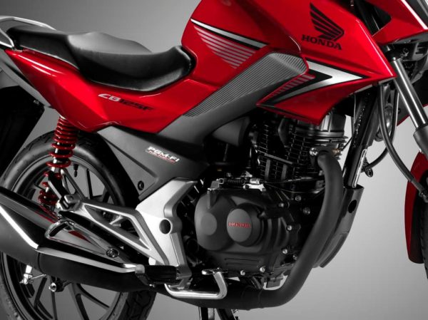 New 2015 Honda CB125F Official Images 5