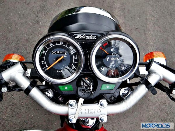 New-Hero-Splendor-Pro-Classic-Review-Instrument-Cluster-1