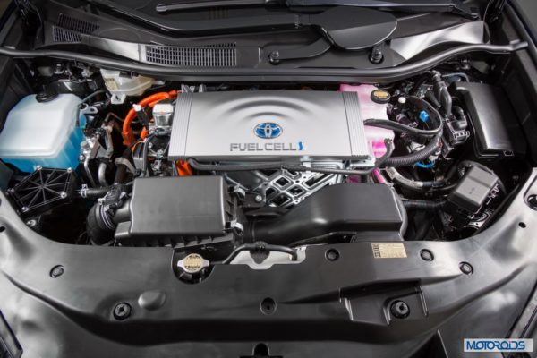 New Toyota Mirai fuel cell car (11)