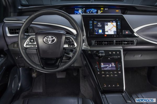New Toyota Mirai fuel cell car (13)