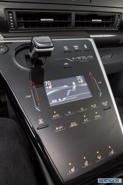 New Toyota Mirai fuel cell car (14)