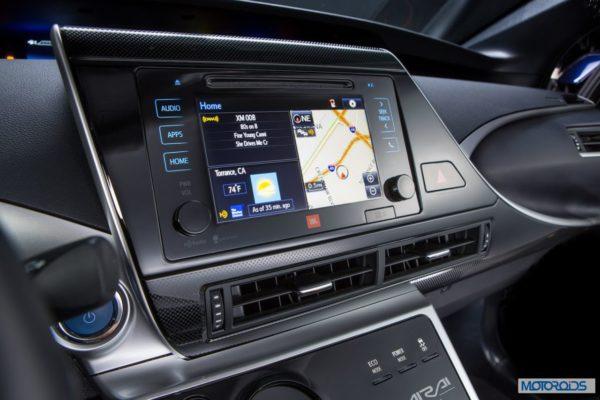 New Toyota Mirai fuel cell car (15)