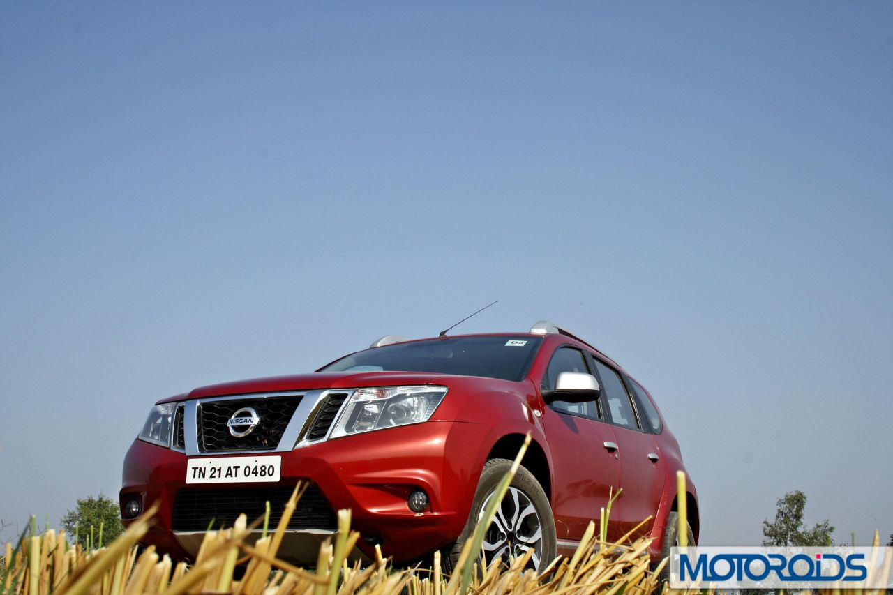 Nissan Terrano Son of the Soil Drive (15)