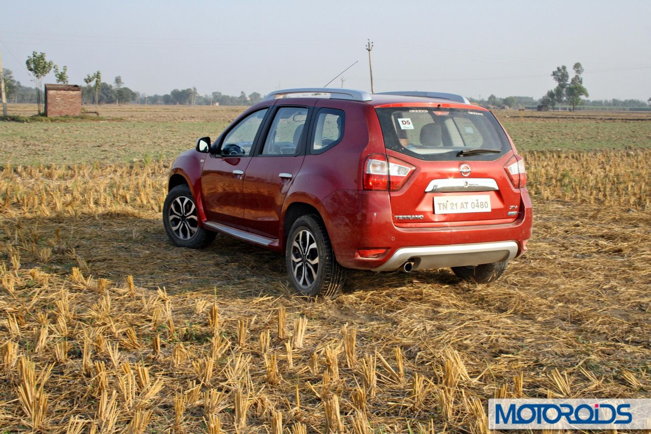 Nissan Terrano Son of the Soil Drive (52)