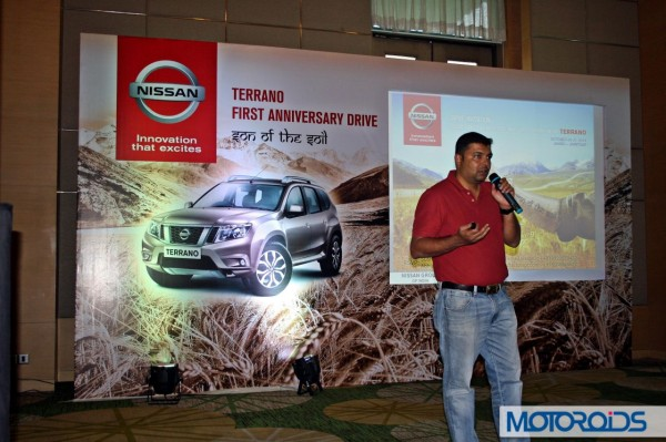 Nissan Terrano Son of the Soil Drive (6)